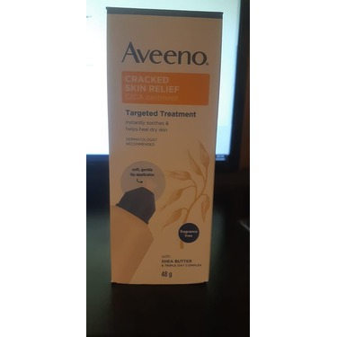 AVEENO Cracked Skin Relief CICA Ointment