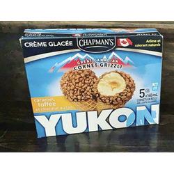 Chapmans yukon icecream cones