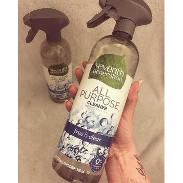 Seventh Generation All Purpose Cleaner - Free & Clear