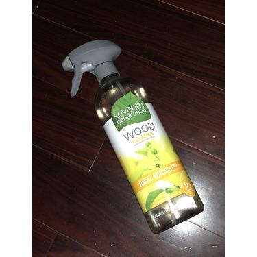 Seventh Generation Wood Cleaner - Lemon Garden
