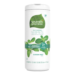 Seventh Generation Multi Purpose Wipes - Garden Mint