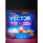 Vector protein bites chocolate peanut butter
