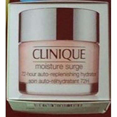 Clinique Moisture Surge Extended Thirst Relief Facial Treatment