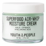 Youth To The People Kale + Spinach Green Tea and Hyalronic Acid Superfood Air Whip Moisture Cream