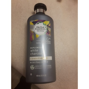 Herbal essence replenish white charcoal conditoner