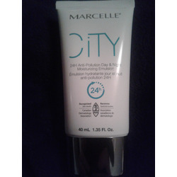 Marcelle City 24 H moisturizing emulsion