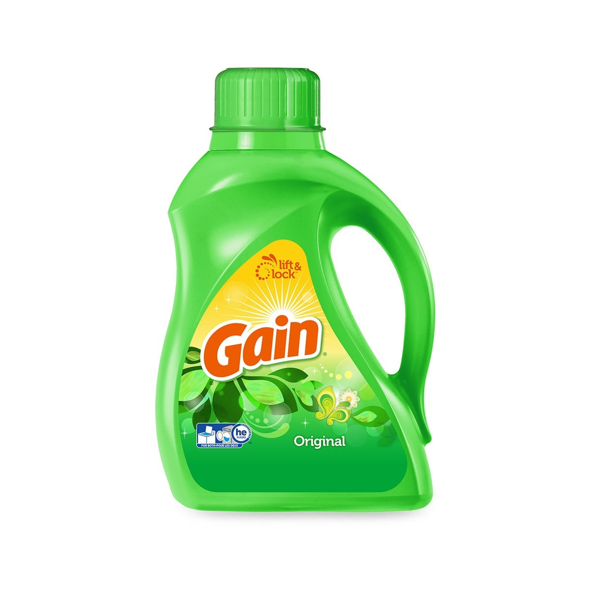 Gain Original Laundry Detergent Reviews In Laundry Care
