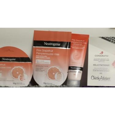 Neutrogena Pink Grapefruit Acne-Prone Skin Peel-Off Mask