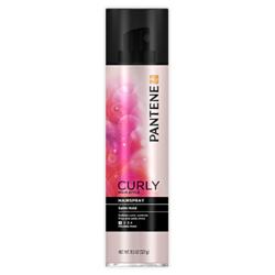 Pantene Pro V Curly Hair Series Satin Hold Hairspray (Aerosol)