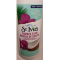 St. Ives Shower Foam Coconut & Orchid