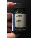 Synergenex Caffeine Pills 200mg