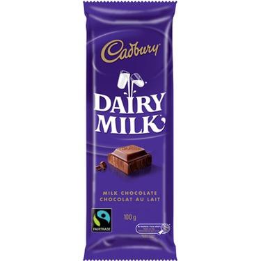 Cadbury Dairy Milk Fair Trade Milk Chocolate
