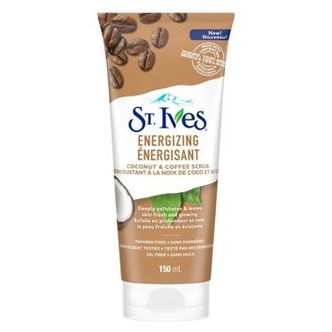 St. Ives Energizing Coconut & Coffee Scrub