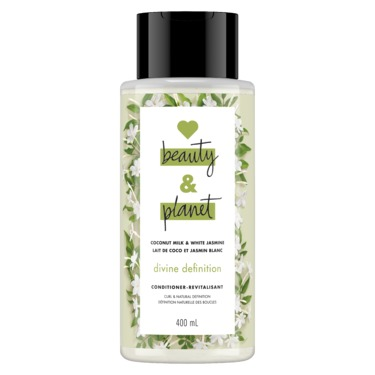 Love Beauty & Planet Coconut Milk & White Jasmine Divine Definition Conditioner