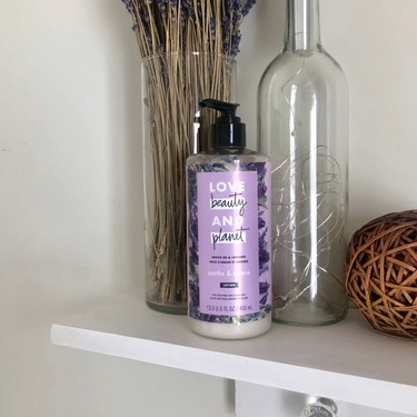 Love Beauty & Planet Argan Oil & Lavender Soothe & Serene Body Lotion