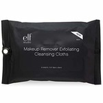 E.L.F Makeup Remover Exfoliating Cleansing Clothes