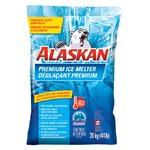 Alaskan premier ice melter