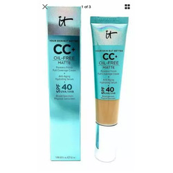 IT Cosmetics Your Skin But Better™ CC+™ Oil-Free Matte with SPF 40 Fair