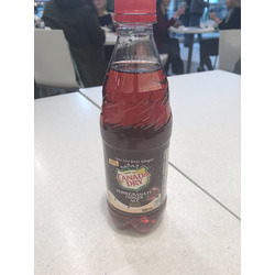 Canada Dry pomegranate ginger ale