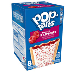 Kellogg's Pop-Tarts Frosted Raspberry