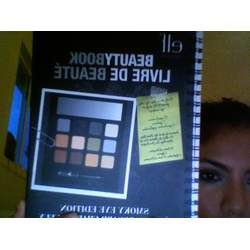 e.l.f. Cosmetics Beauty Book Smoky Eye Edition