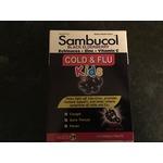 Sambucol Black Elderberry  Chew Tablets
