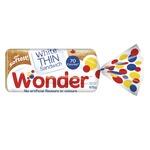 Wonder thin slice bread