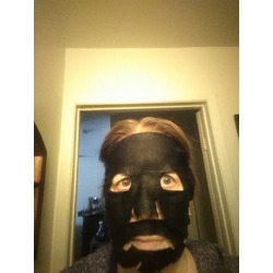 the creme shop Charcoal Mask