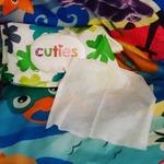 Cuties wipes