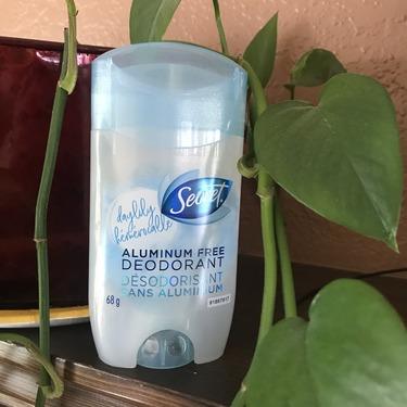 Secret Aluminum Free Deodorant Daylily