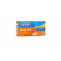 Rexal sleeping caplets