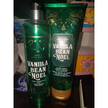 Vanilla Bean Noel Bath and Body Works Ultra Shea Body Cream