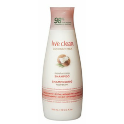 Live Clean - Shampooing coconut