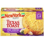 New York Brand The Original Thick Slice Texas Toast with Real Cheese