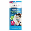 BIORE BLUE AGAVE + BAKING SODA INSTANT WARMING CLAY MASK
