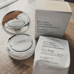 La Neige BB cushion hydra radiance