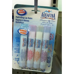 Aquafina FlavorSplash Lip Balm