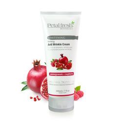 Petal Fresh Botanicals WHITENING FIRMING ANTI WRINKLE CREAM Pomegranate + Raspberry