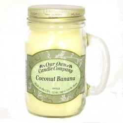 Our Own Candle Company - Coconut Banana