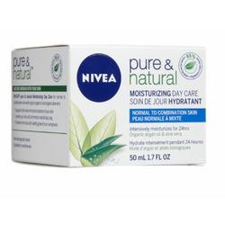 Nivea Pure and Natural Moisturizing Day Cream
