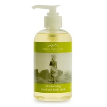 Rocky Mountain Soap Company Mountain Meadows Body Wash