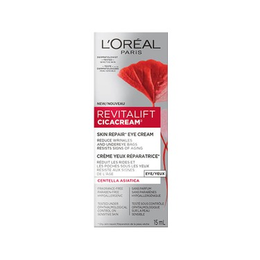 L'Oreal Revitalift Cicacream Skin Repair Eye Cream