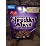 Post shredded wheat dark chocolate