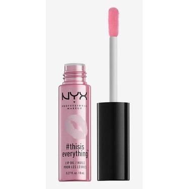 NYX #thisiseverything lip oil