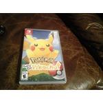 Pokemon lets go pickachu