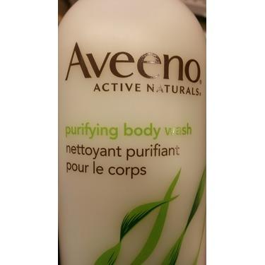 Aveeno Positively Nourishing Energizing Body Wash