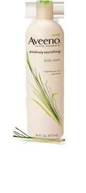 Aveeno Positively Nourishing Energizing Body Wash Reviews