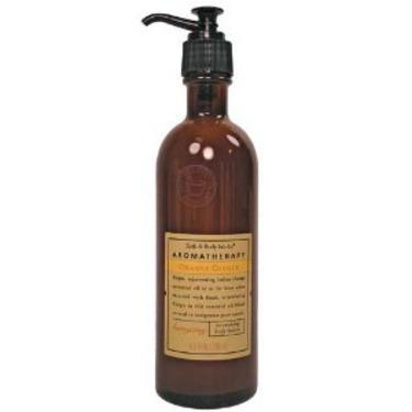 Bath & Body Works Aromatherapy Orange Ginger Energizing Nourishing Body Lotion