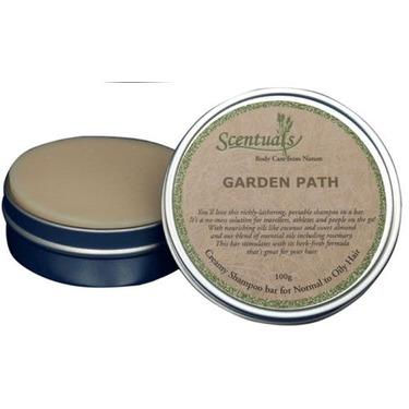 Garden Path Solid Shampoo Bar