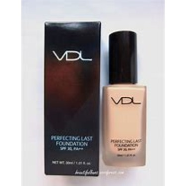 VDL Perfect Lasting Foundation